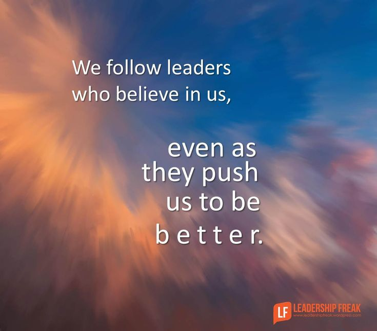 Know and maximize the value you bring others. Would you choose to follow you? Why would anyone follow you? 16 ways to be the leader of choice: Succeed in an arena that matters to others. Those who ...