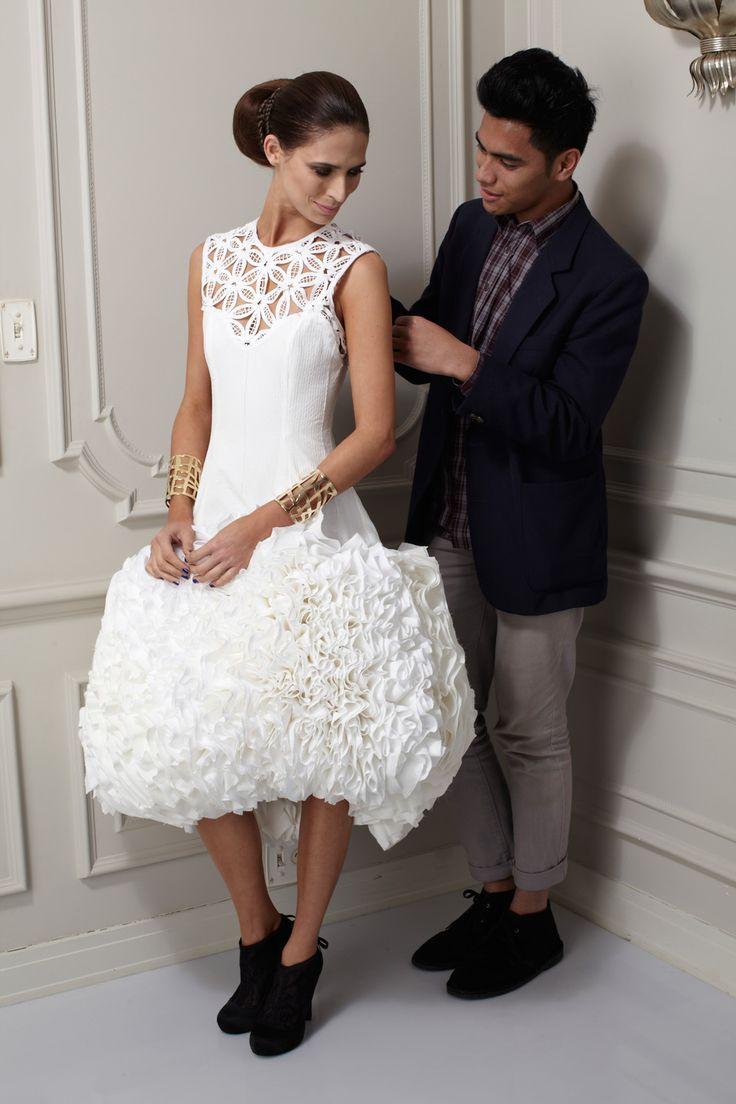 26 Best Neat Toilet Paper Dresses Images On Pinterest