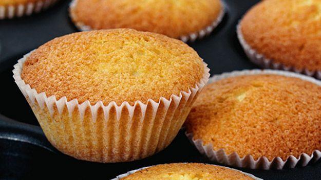 how to make plain cupcakes recipe