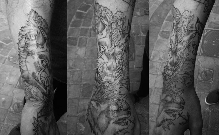 Pin By Jens Meurer On Tattoo: Tattoo Ideas - Home Decor, Decor En Tattoos