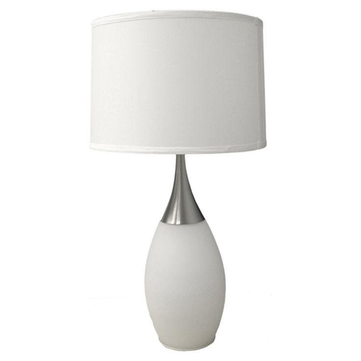 Ore International 8309 Modern Night Light Table Lamp - 8309