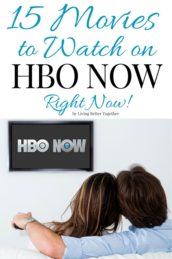 Check out these 15 Movies to Watch on HBO NOW, there's so much you can get with your subscription other than their great TV shows!