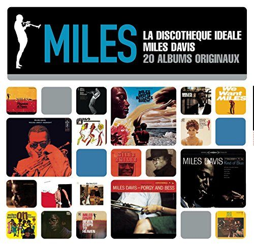 From 35.55:The Perfect Miles Davis Collection | Shopods.com