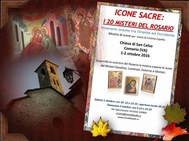 Mostra Di Icone Sacre - Comerio