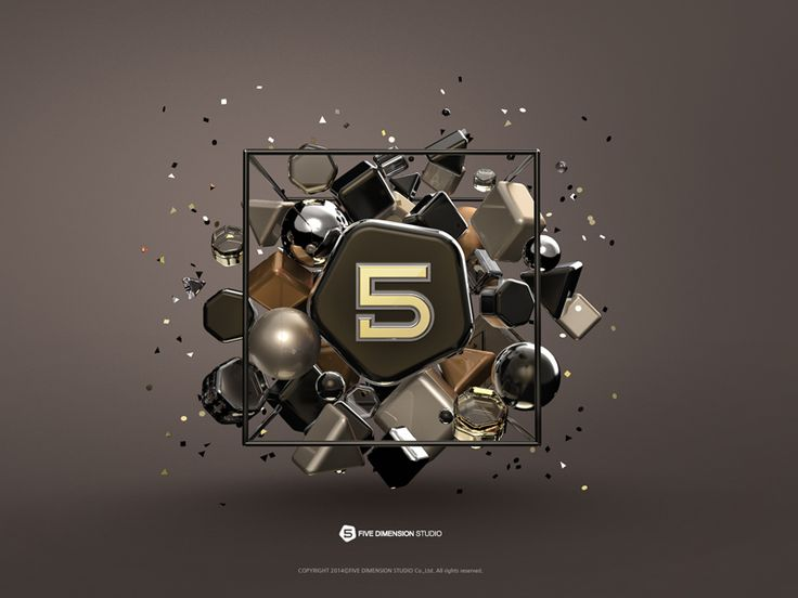 Five Dimension Studio Wallpaper:)