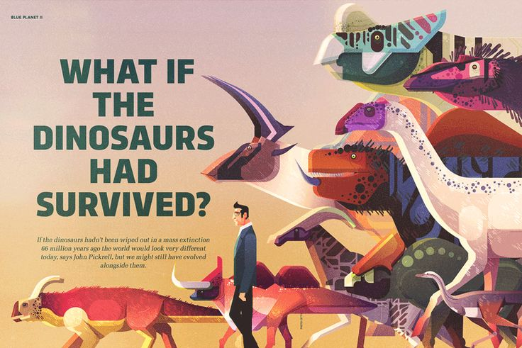 What if the Dinosaurs had Survived