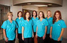 dental staff group photos ideas | Airport Family Dentistry prides itself in restoring, enhancing, and ...