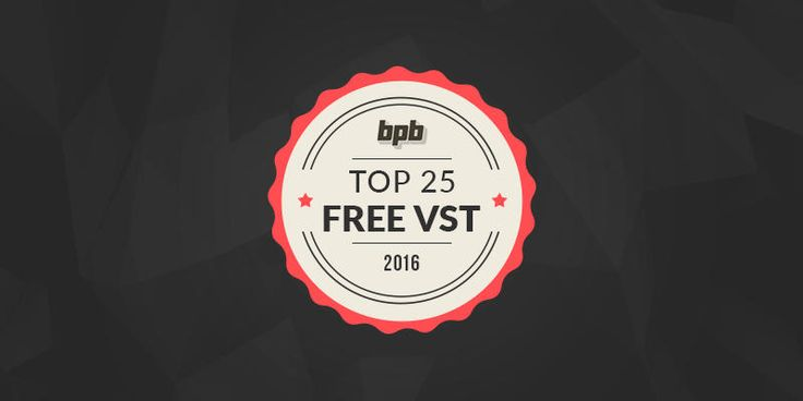 BPB proudly presents the best free VST plugins released this year. The list below covers virtual instruments and effects that are compatible with major plugin platforms (VST/AU/RTAS/AAX) on Windows, Mac OS, and Linux. Compared to our previous lists from 2015, 2014, and 2013, we're noticing a much larger number of Mac-compatible plugins, as well asRead More