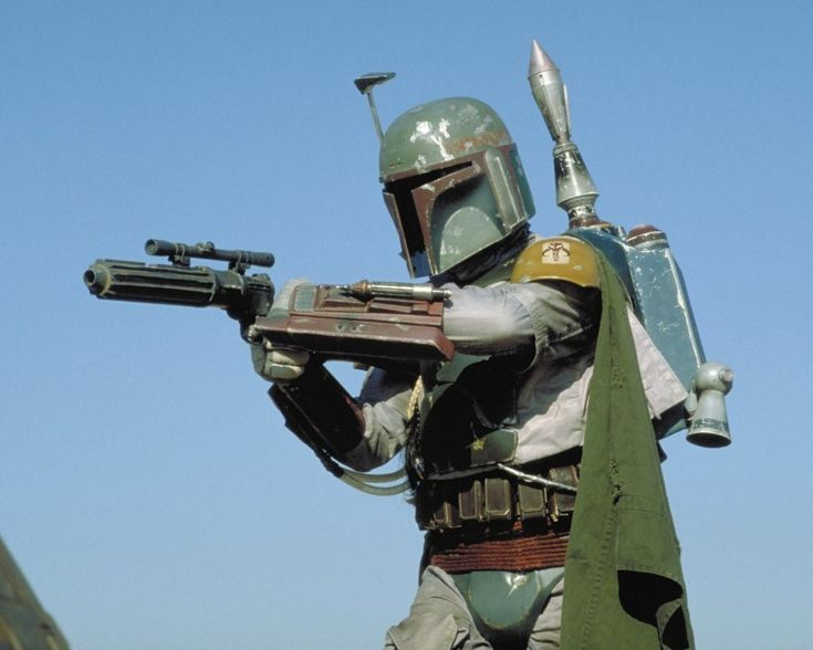As You Wish, 'Star Wars' Fans: Boba Fett Actor Tells All In Reddit AMA - MTV