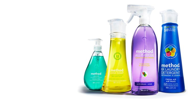 Method Cleaning Products Natural