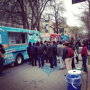UofT event by Food Truck Eats