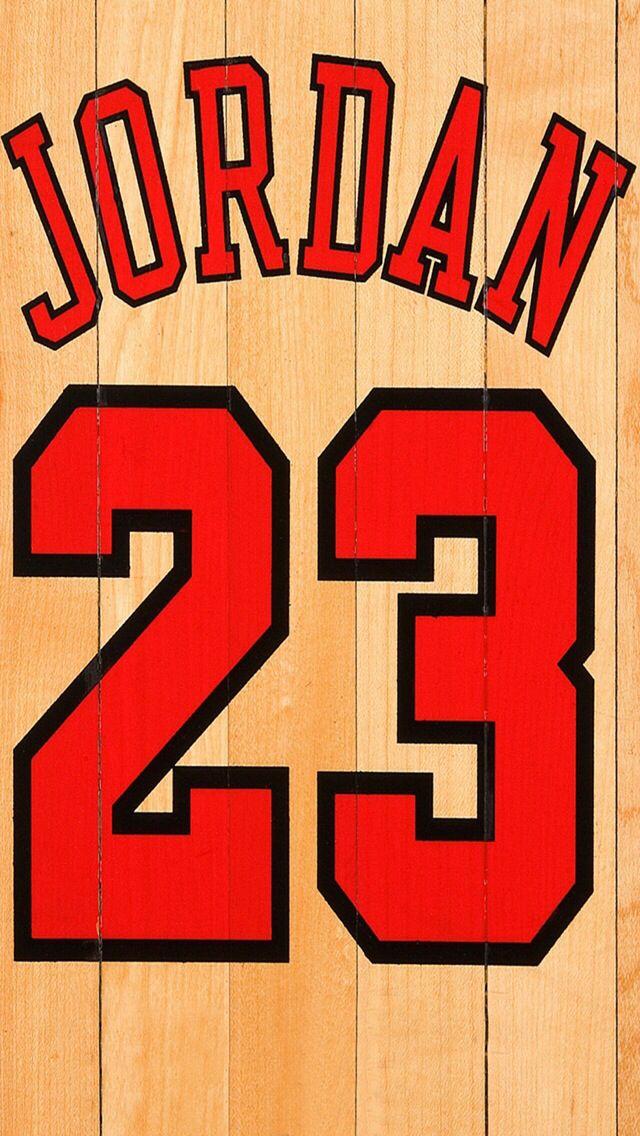 Un emblème de plancher personnalisé. Fait pour le famuos Michael Jordan