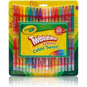 Crayola Twistable Crayons and Paper - Just $8.88! - http://www.pinchingyourpennies.com/crayola-twistable-crayons-and-paper-just-8-88/ #Pinchingyourpennies, #Twistablenecklace, #Walmart