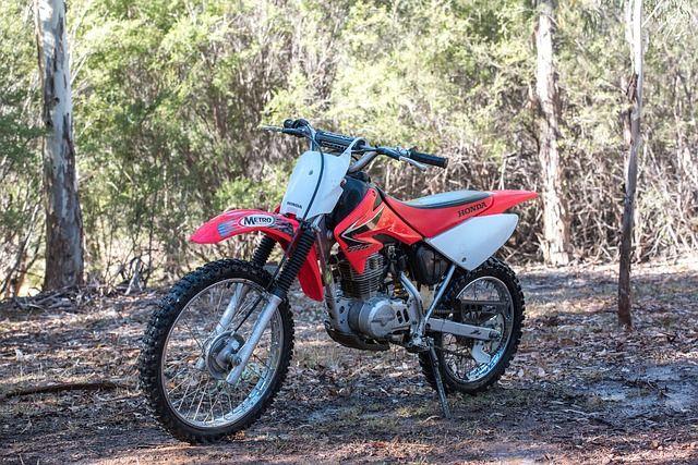 Photo By Pen Ash Pixabay Motorbike Honda Crf100f