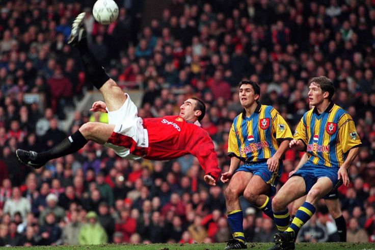 Eric Cantona vs Southampton at Old Trafford