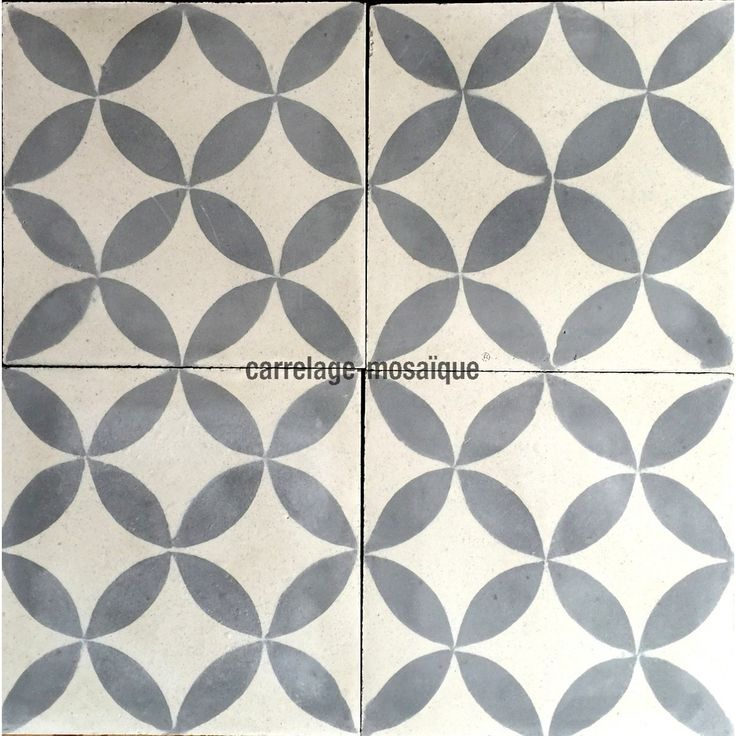 Carrelage ciment pas cher 1m2 modele sampa gris for Prix carrelage mosaique pas cher