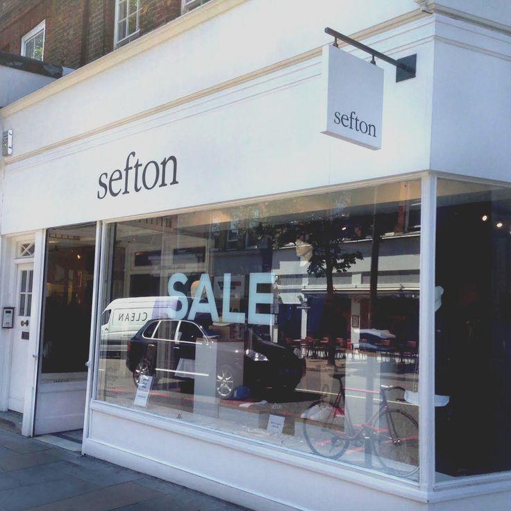 #sefton #menswear #Islington #London