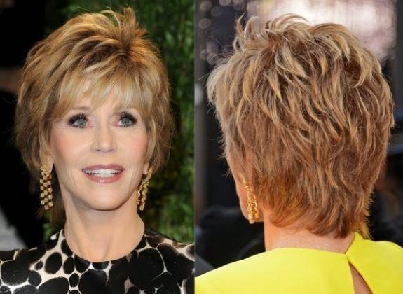 Tagli capelli corti 2019 per signora 60 anni
