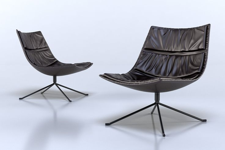 Free 3d models - Armchairs v1 - Viz-People