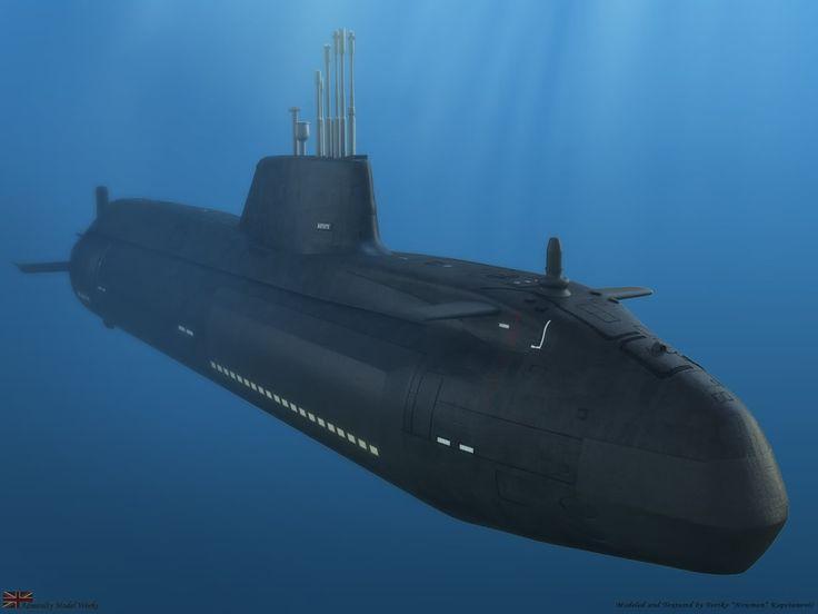 astuteclass nuclearpowered attack submarine military