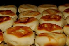 Pan amasado receta
