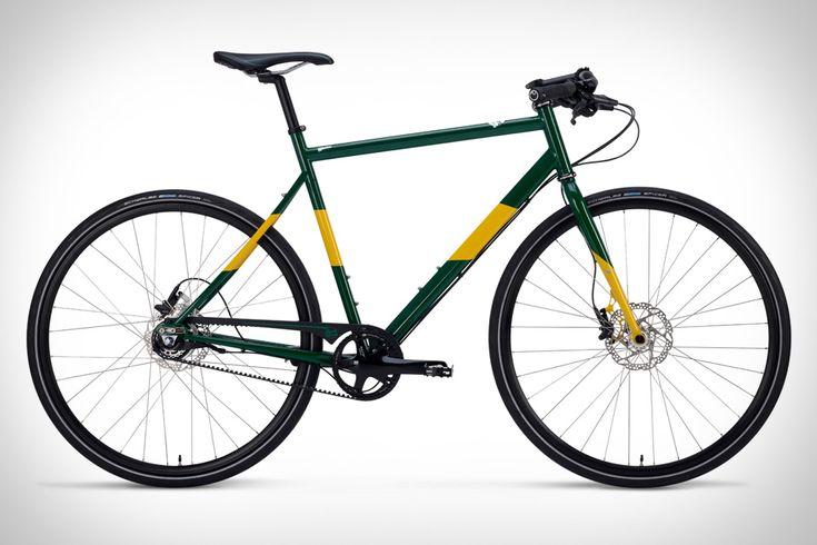 Spot Wazee Bike. 11 speed steel commuter