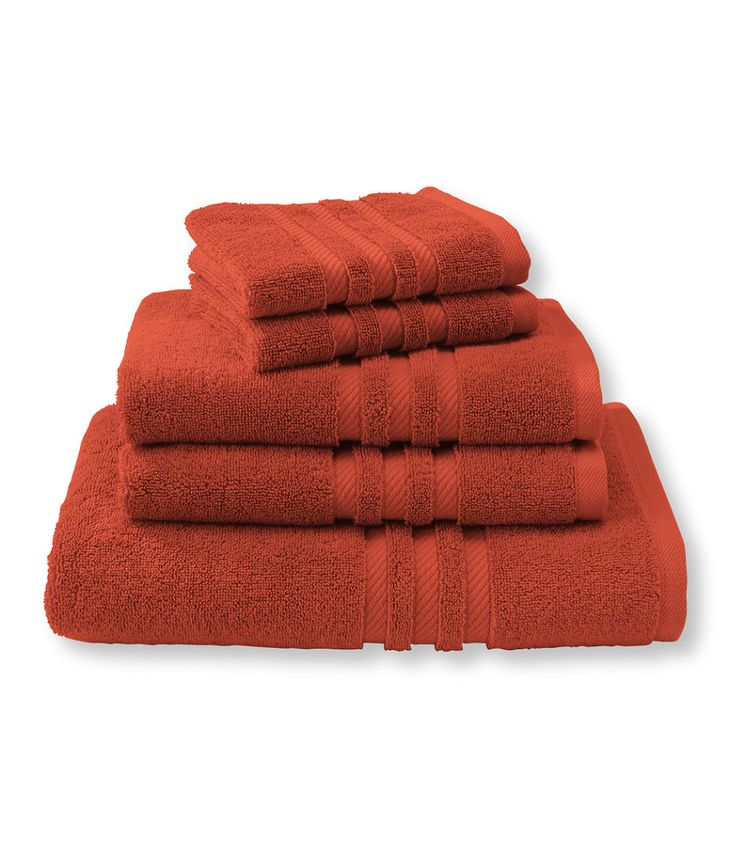 Bean's Egyptian Cotton Towels