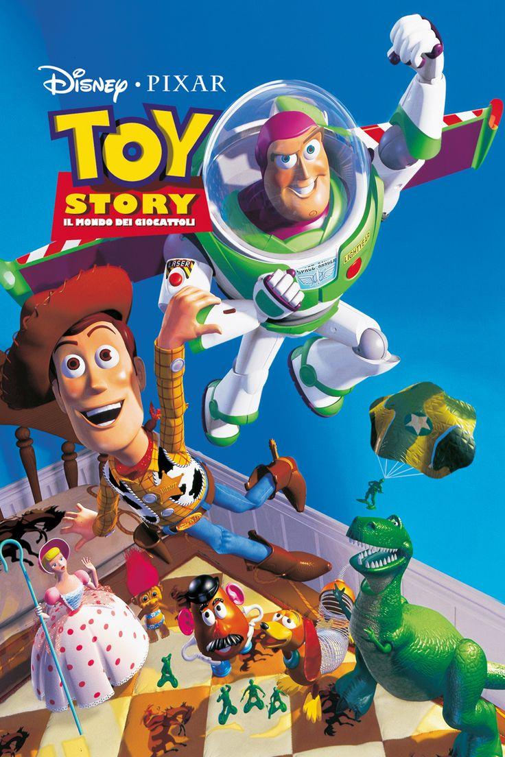 Toy Story - Il mondo dei giocattoli streaming Italiano