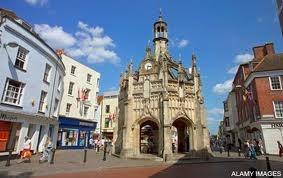 Chichester Town Centre's Crossroads