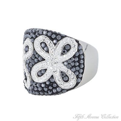 Stainless Steel Ring - C'est Manifique - Canada - Fifth Avenue Collection - Jewellery that changes the way you see fashion