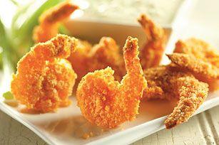 Easy RITZ Buffalo Shrimp  #HomeBowlHeroContest