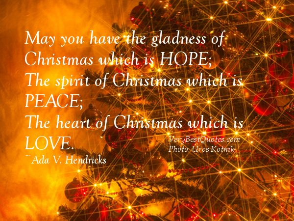 23 best Christmas Quotes images on Pinterest | Christmas quotes ...