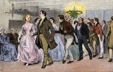 Emerald Valley Regency Society - Dances