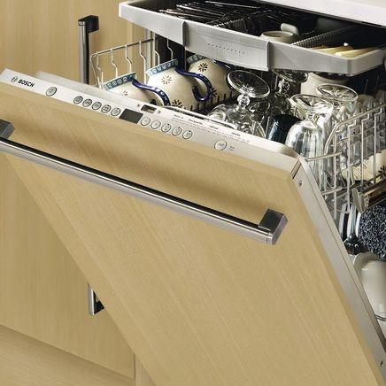 Bosch fully integrated 60cm dishwasher
