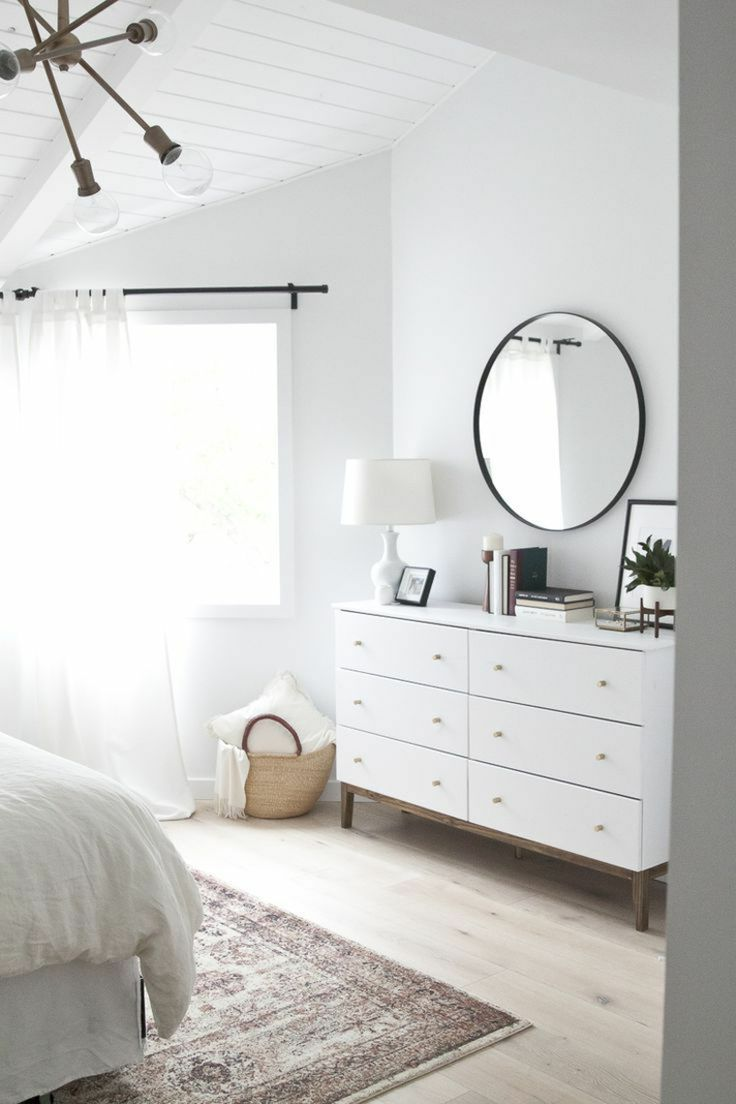 Minimalist Bedrooms – Simple, Modern Ideas with a Chic Touch