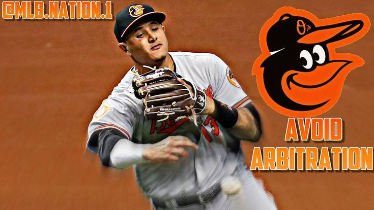 ORIOLES NEWS: The Orioles resign Manny Machado to avoid arbitration. --- Tags: #manny #machado #orioles #news #avoidarbitration #mlbupdates #mlb #update