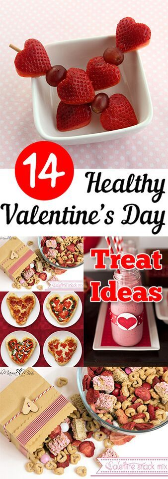 If your following our detox board and want to say healthy this Valentine's Day here are 14 great treats that won't pile on the pounds!