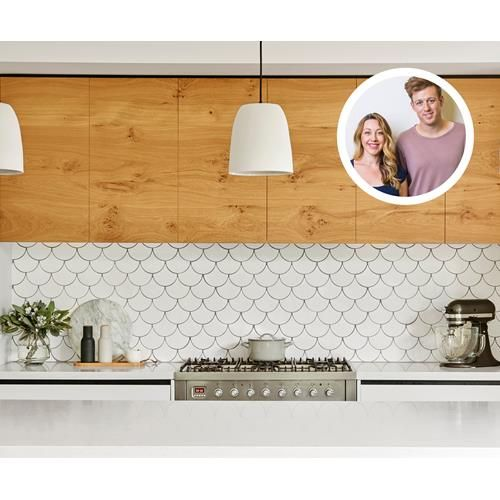 We spoke to Jenna Densten to get her expert tips on what you need to consider if you're planning a small kitchen renovation.