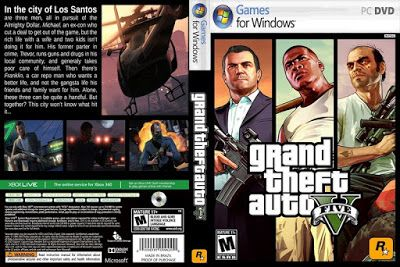 Download Grand Theft Auto V/5 Full Version For PC Free - Download Cracked Games Full Version For Pc