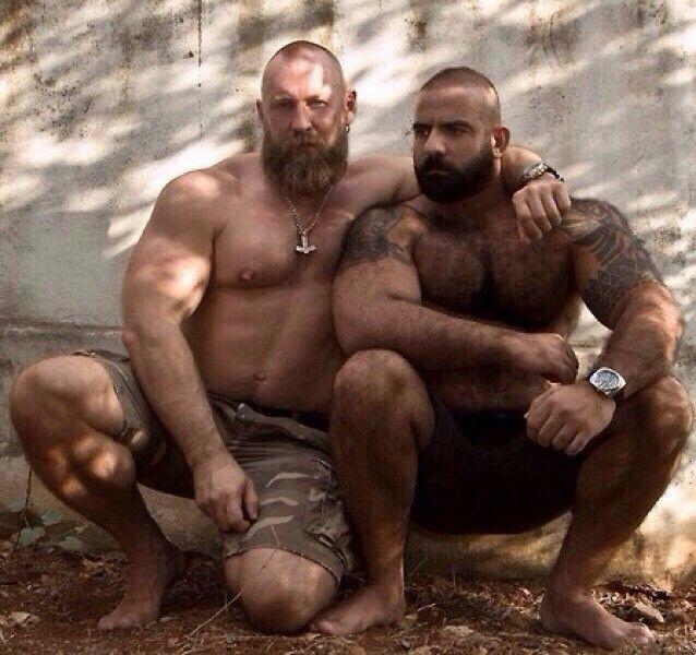 Videos Ofgay Hairy Military Men 34