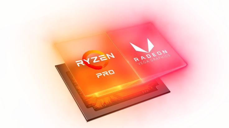AMD Ryzen and Vega Logo Lockup