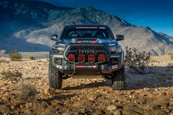 With the release of the all-new 2017 Tacoma TRD Pro, Toyota USA teamed up with Camburg Racing to take a stock Tacoma and build into a race ready truck capable of racing the legendary Mint 400. The Tacoma was to…Read more ›