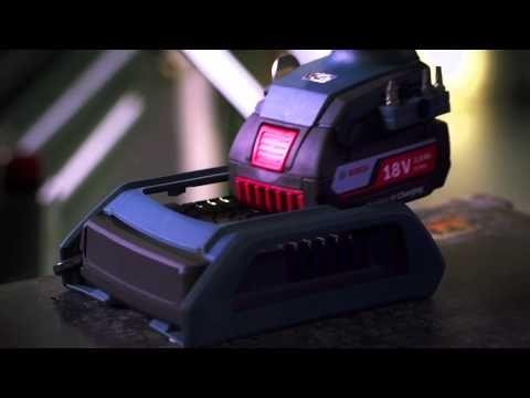 Bosch Wireless Charging System for 18V Battery Platform | charlesandhudson.com