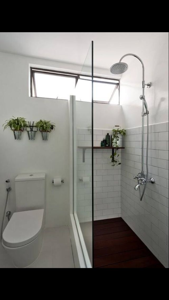 Design For Small Toiletbut Love The Plant Holder