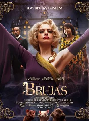 Ver Las Brujas De Roald Dahl Pelicula Completa Subtitulada En Espanol Latino The Witch Movie Roald Dahl Zemeckis