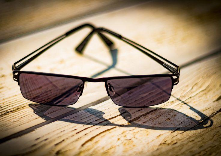So bored I took a photo of my sunglasses....