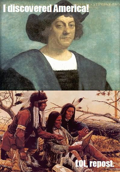 funny columbus indians repost on imgfave