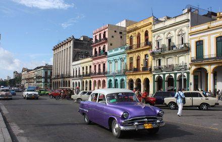 Stare miasto Havanna