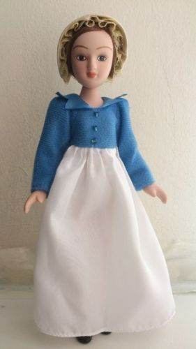 Catherine-Morland-Northanger-Abbey-DeAgostini-porcelain-doll