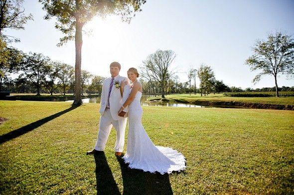 Southern Plantation Style Wedding